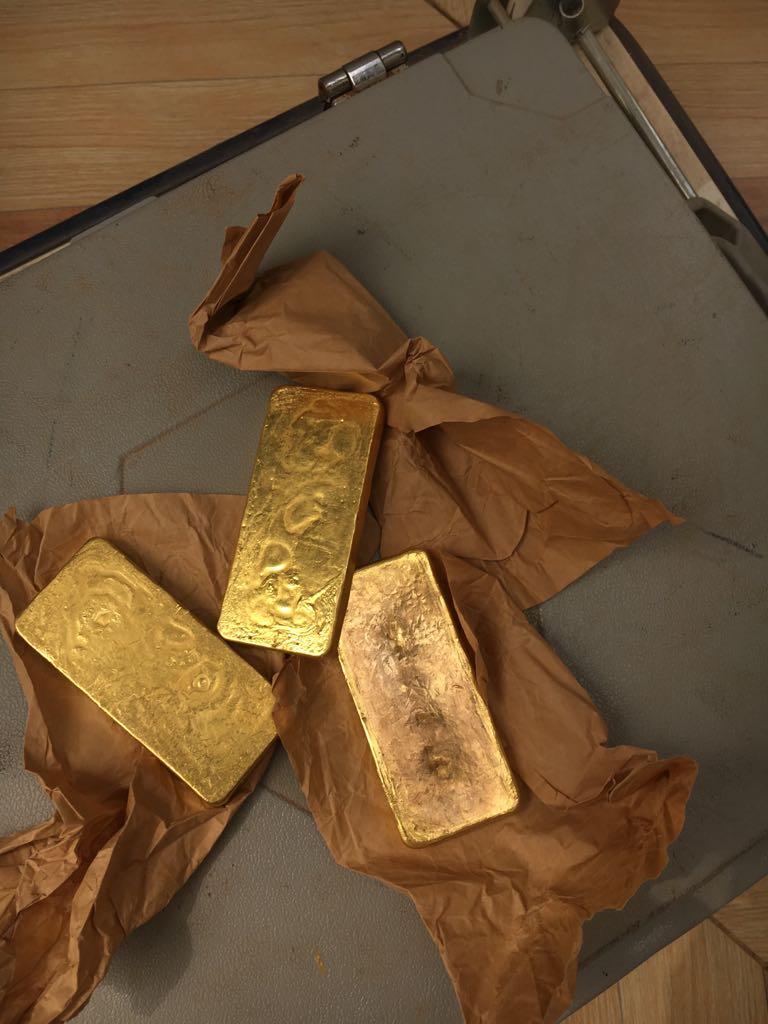 Dore Bars 1 kg, 23 karat (3) – Comint Trading GMBH